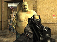 Zombie Survival 3D Game