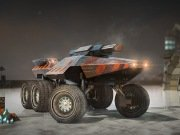 Play Space Moon Rover Parking game