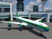 Play Modern Aircraft 3D Parking game