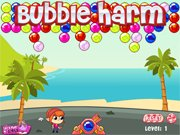 Play Bubble Harm game