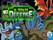 Ben 10 Ultimate Alien : Ultimate Defense Game