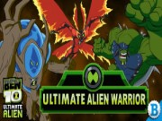 mängima Ben 10 Ultimate Alien: Warrior mäng