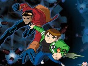 Play Ben 10 And Generator Rex: Heroes United game