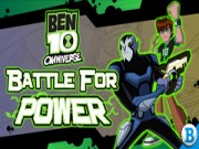 Play Ben 10 Omniverse : Battle For Power game