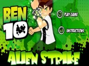 Ben 10 : Alien Strike Game