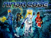 Play Ninjago Games : Ninja Code game