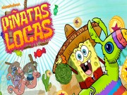 Play Spongebob SquarePants: Pinatas Locas game