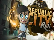 Play The Legend of Korra: Republic City Run game