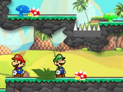 Play Mario Gold Rush 2 game