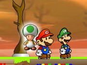 Play Mario In Animal World 3 game