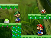 Play Mario And Luigi Escape 3 game