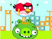 Play Angry Birds Egg Runaway game