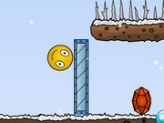 Play Funny Yellow Ball game