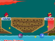 Angry Birds Water Adventure Game