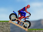 Play Spiderman Dead Bike game