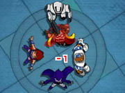 Play Teen Titans Titanic Ambush game