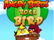 Lecture Angry Birds Rocher oiseaux jeu