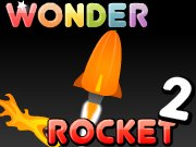 Play Wonder Rocket 2 Halloween game