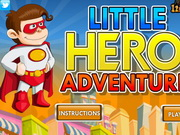 Little Hero Adventure Game