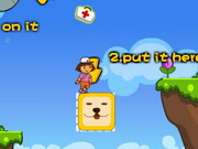 Play Dora Rescue Squad game