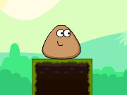 Play Stick Pou Adventure game