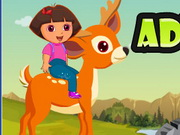 Play Dora Adventure Jump game