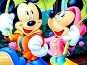 Mickey And Sister Adventure Game