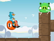Angry Birds Punisher Game