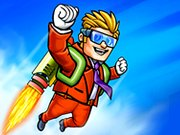 Jetpack Jackride Game