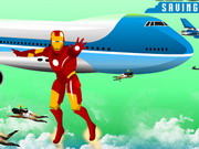 Play Ironman Air Force game