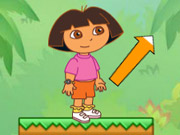 Play Dora Jungle Jumping game