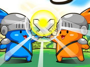 Twin Cat Warrior 3 Game