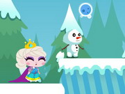 Snow Queen Save Princess 2 Game