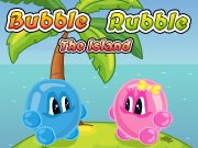 Bubble Rubble The Island Game