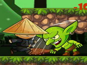 Samurai Run 2 Game