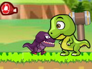 Dino New Adventure Game
