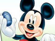 Mickey Bubble Adventure Game