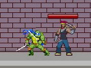 Play Ninja Turtle game