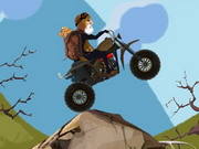 ATV Trike Hill Adventure Game