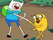 Shooter Adventure Time Game