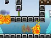 Adventure Time Games: Flambo's Inferno Game