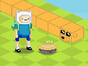 Adventure Time Bad Atticube Game