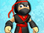 Ninja Gravity Adventure Game