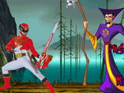 Power Ranger Fight Game