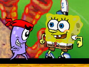 Play Spongebob Burger Adventure 3 game