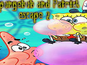 Play Spongebob And Patrick Escape 2 game