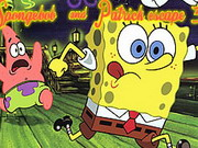 Play Spongebob And Patrick Escape 3 game