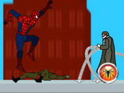 Spelen Spiderman Xtreme Adventure 3 spel