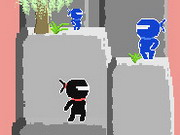 Play Rock Ninja game