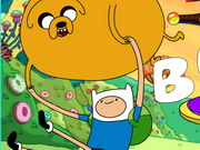 Adventure Time Bounce Game